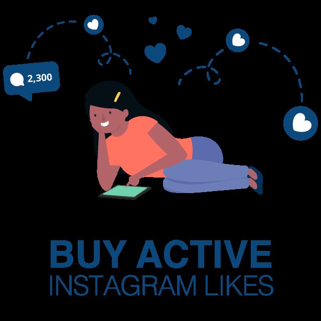 active Instagram